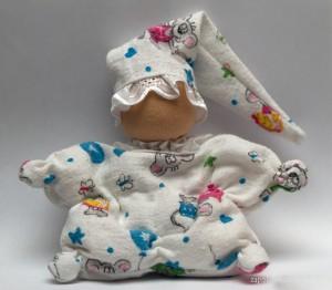 Вальдорфская кукла для сна